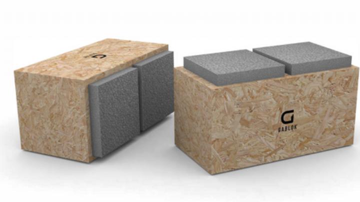 Construire sa maison avec des blocs, grâce à Gablok